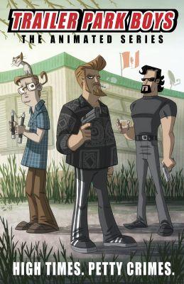 Fiúk a lakókocsiparkból: A rajzfilmsorozat 2. évad (2020) online sorozat