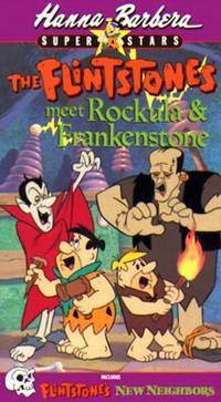 Flintstone család - Kőkorszaki horrordili (1979) online film