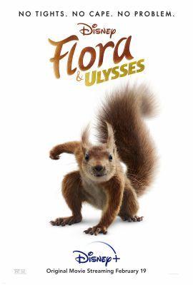 Flora & Ulysses (2021) online film