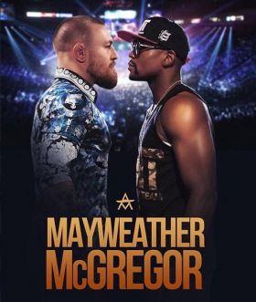 Floyd Mayweather vs. Conor McGregor (2017) online film