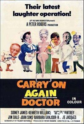 Folytassa újra, doktor! (1969) online film