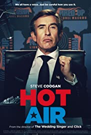 Forró hangulat - Hot Air (2018) online film