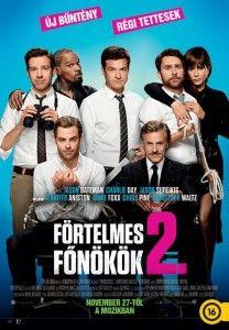 Förtelmes főnökök 2 (2014) online film