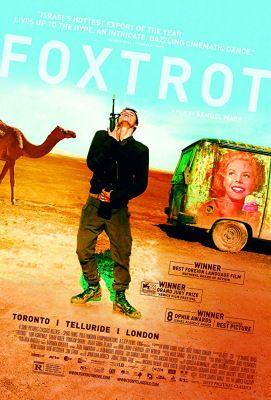 Foxtrott (2017) online film