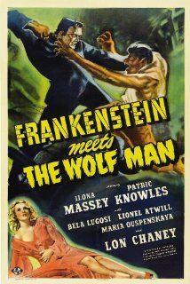 Frankenstein és a Vérfarkas (1943) online film