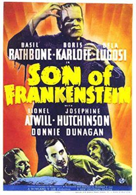 Frankenstein fia (1939) online film