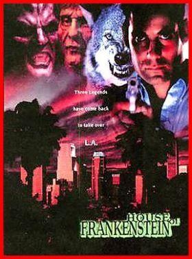 Frankenstein háza (1997) online film