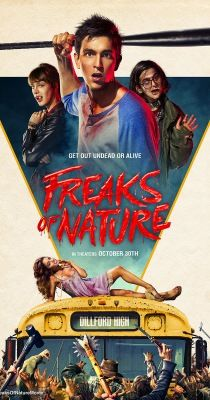 Freaks of Nature (2015) online film