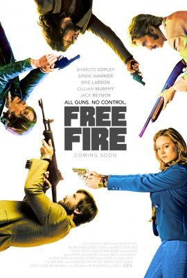 Össztűz - Kereszttűz (Free Fire) (2016) online film