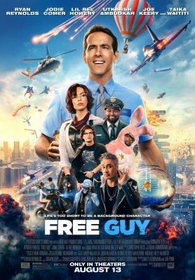 Free Guy (2021) online film