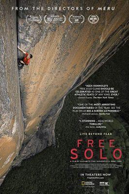 Free Solo (2018) online film