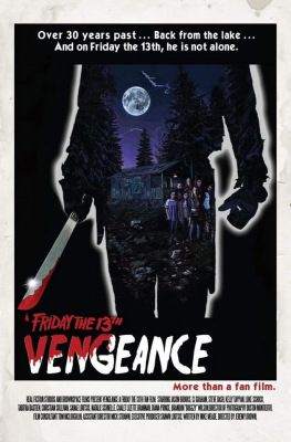 Friday the 13th: A bosszú (2019) online film