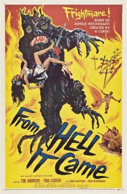From Hell It Came (1957) online film