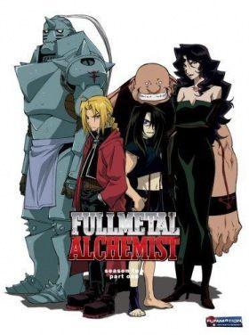 Fullmetal Alchemist: Bölcsek kövének nyomában (2004) online sorozat