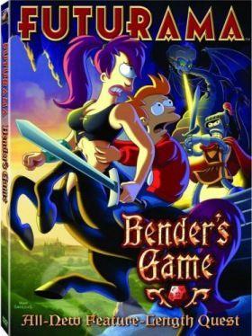 Futurama: Bender's Game (2008) online film
