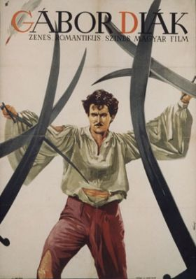 Gábor diák (1956) online film