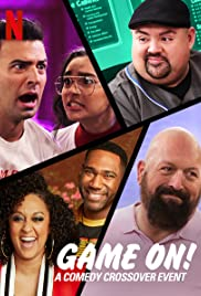 Game On! A Comedy Crossover Event 1. évad (2020) online sorozat