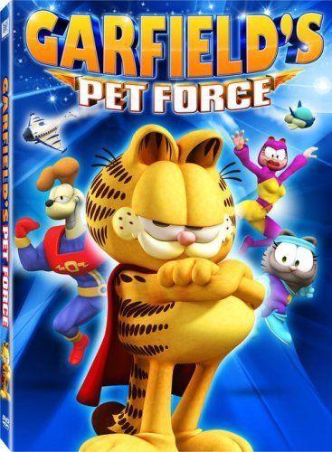 Garfield és a Zűr Kommandó (2009) online film