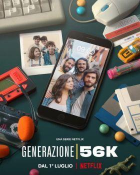 Generation 56K 1. évad (2021) online sorozat