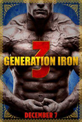 Generation Iron 3 (2018) online film
