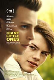 Giant Little Ones (2018) online film