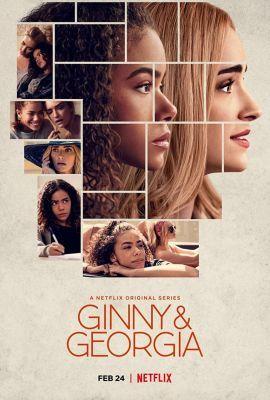 Ginny és Georgia 1. évad (2021) online sorozat