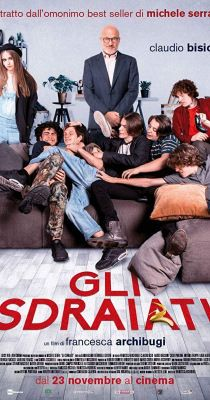 Gli sdraiati (2017) online film