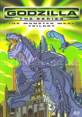 Godzilla 1. évad (1998) online sorozat