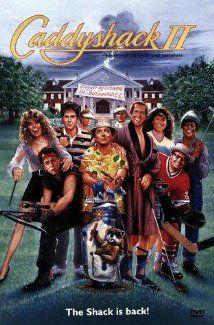 Golfőrültek 2 (1988) online film