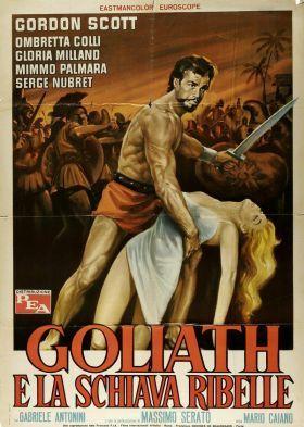 Góliát dicső bosszúja (1963) online film