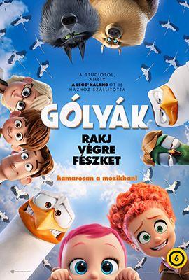 Gólyák (Storks) (2016) online film