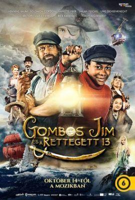Gombos Jim és a rettegett 13 (2020) online film