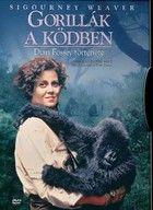 Gorillák a ködben (1988) online film