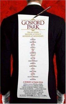 Gosford Park (2001) online film