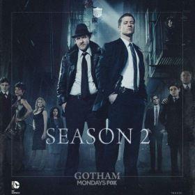 Gotham 2. évad (2015) online sorozat
