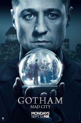 Gotham 3. évad (2017) online sorozat