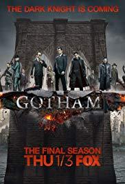 Gotham 5. évad (2019) online sorozat