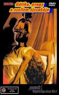 Gótika, avagy a szellem éjszakája (1986) online film