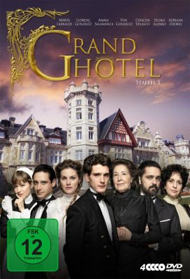 Grand Hotel 3. évad (2013) online sorozat
