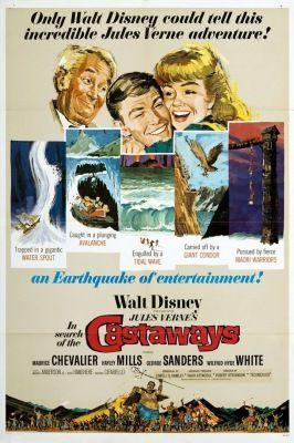 Grant kapitány gyermekei (1962) online film