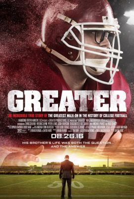 Greater (2016) online film