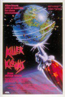 Gyilkos bohócok az űrből (1988) online film
