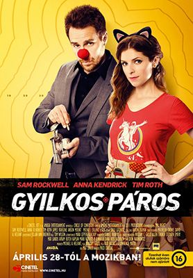 Gyilkos páros (Mr. Right) (2015) online film
