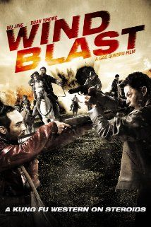 Gyilkos szél - Wind Blast (2010) online film