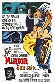 Gyilkosság, mondta a hölgy (1961) online film
