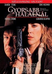 Gyorsabb a halálnál (1995) online film