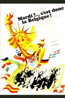 Ha kedd van, akkor ez Belgium (1969) online film