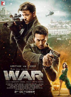 Háború (2019) online film