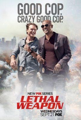 Halálos fegyver 2. évad (2017) online sorozat