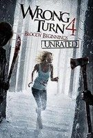 Hal�los kit�r� 4: V�res kezdetek - Wrong Turn 4 (200)